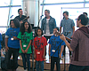 Fifth-Graders Perform At San Diego Airport With Switchfoot Ahead Of...