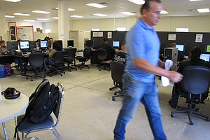San Diego County's Unemployment Rate Down