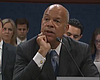 Former DHS Secretary Jeh Johnson Testifies Before House Intel Commi...