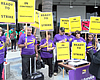 San Diego Airport Janitors Threaten To Strike During July...