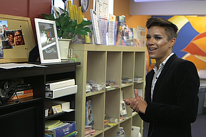 Tease photo for Neither Male Nor Female: 'Nonbinary' People See Hope In California Bill