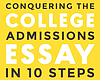 Author Gives Step-By-Step Process To Conquer College-Admissions Essays