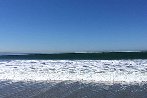 Tease photo for Hurricane Eugene In Baja Elevates Surf In San Diego County