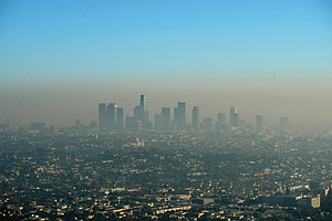Tease photo for Proposed California Climate Deal Takes Aim At Toxic Air