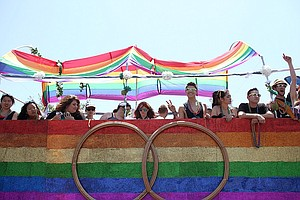 Tease photo for San Diego Pride Celebration To Begin Friday