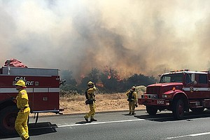 US Forest Service Enacts Fire Restrictions In San Diego C...