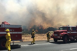 Tease photo for Jennings Fire Could Be Beginning Of Difficult Fire Season In San Diego County