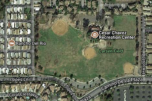 Larsen Athletic Field In San Ysidro Gets $1.7 Million Ren...