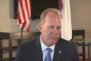 San Diego Mayor Calls For Building Bridges As Wall Spendi...