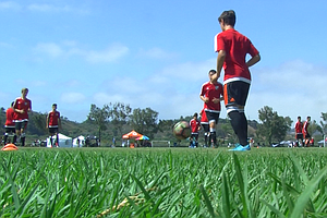 Tease photo for National Soccer Tournament Will Call San Diego Home