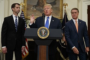 GOP Plan To Slash Legal Immigration Wins Trump's Support