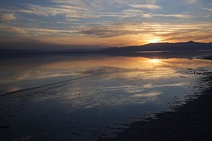 Tease photo for Documentary On Man's 116-Mile Walk Around Salton Sea To Be Screened At Oceanside Film Fest