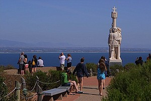 Tease photo for Cabrillo Offers One Last Chance For Seniors To Get National Parks $10 Lifetime Passes