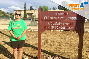Tease photo for First Person: Jacumba School Closes After Almost 90 Years