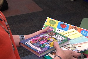 Not-Your-Average Book Drive Brings Curated Titles To City Heights Kids