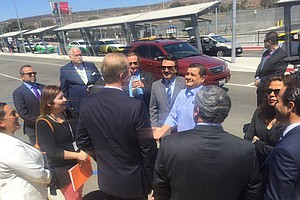 Tease photo for San Diego And Tijuana Leaders Seek Modernization Amid NAFTA Talks