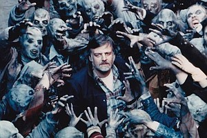 Podcast Episode 124: RIP George A. Romero, Godfather Of The Undead