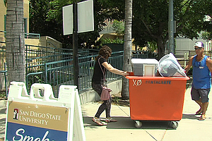 Tease photo for Move-In Day At San Diego State