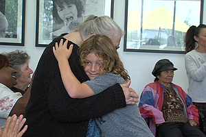 How A Kid's Summer Job In San Diego Brought Joy To Alzheimer's Patients