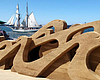 Annual Sand Sculpting Competition Kicks Off In San Diego
