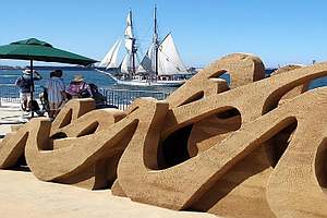 Tease photo for Annual Sand Sculpting Competition Kicks Off In San Diego