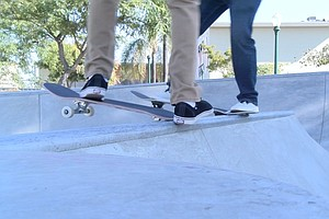 Skaters' Paradise Nears Completion In City Heights After Youth-Led Campaign