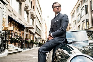 Tease photo for 'Kingsman: The Golden Circle' Is Bigger But Not Better Than Its Predecessor