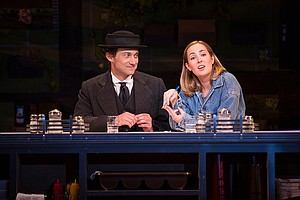 Tease photo for 'Benny And Joon' Has World Premiere At The Globe