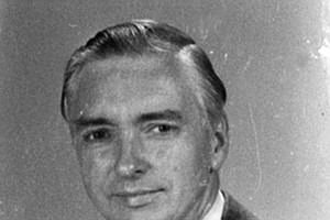 John Witherspoon, Public Broadcasting Pioneer, First General Manager Of KPBS,...