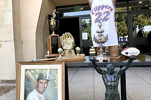 Own A Piece of San Diego Sports History