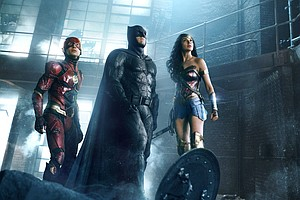 Tease photo for 'Justice League' Is Just Meh