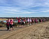 3-Day Susan G. Komen Breast Cancer Walk Kicks Off In Del Mar