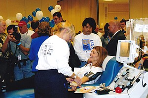 After 38 Years The Annual Chargers Blood Drive Is Gone, But Not The Need For ...