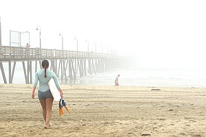 Surfer Fights To Protect South Bay From Cross-Border Pollution