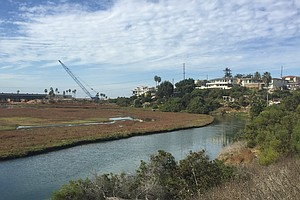 Tease photo for San Elijo Coastal Lagoon Makeover To Help Wildlife, Prepare For Sea Level Rise