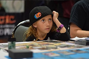 Seven-Year-Old San Diego Girl Vies For Gaming Glory