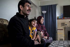 Some (Not All) Refugees Find New Homes After Improper Resettlement Practices