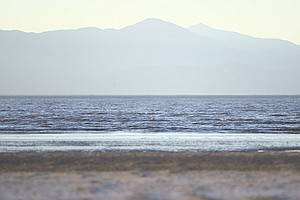 The Shrinking Salton Sea Endangers Region's Health