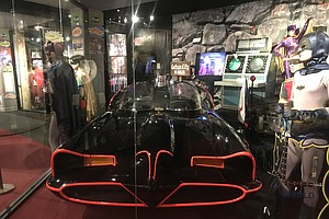 Holy Nostalgia! Batman '66 Exhibit Brings Back Great Memo...