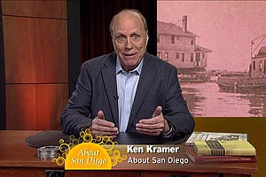 KPBS Premieres New Episodes of Ken Kramer's About San Diego
