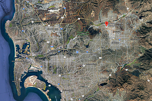 Two Killed In Santee Plane Crash Identified As UC Irvine ...