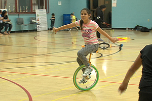National Study: San Diego's Fern Street Circus Helps At-Risk Youth Develop So...