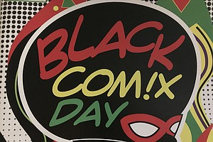 Inaugural Black Comix Day Celebrates Independent Black Ar...
