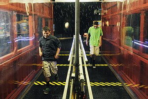 'Mythbusters' Exhibit Coming To The Fleet