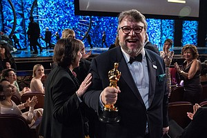 Oscars Serve Up Predictable Night With 'Shape Of Water' T...