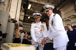 More Navy Officers Plead Guilty In Massive Bribery Case
