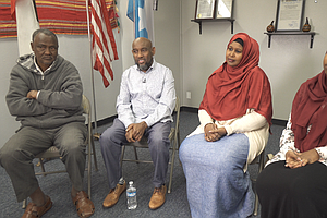 San Diego's Somalis Worried About Mental Health Needs