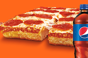 Little Caesars Offers Free Pizza Lunch Combo