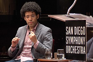 San Diego Symphony Welcomes New Music Director