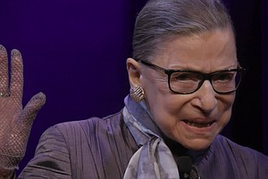 'RBG' Offers Profile Of Ruth Bader Ginsberg